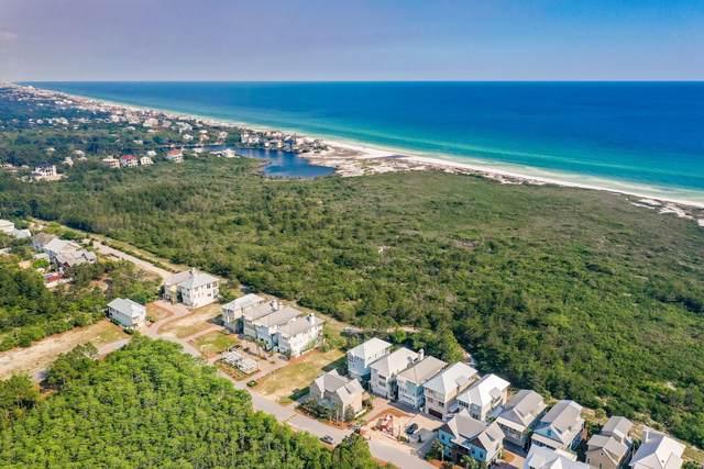 Lot 8 Cypress Drive, Santa Rosa Beach, FL 32459 (MLS #875246) :: Scenic Sotheby's International Realty