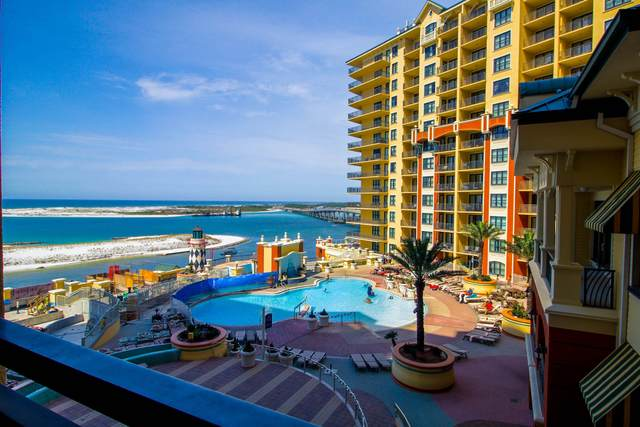 10 Harbor Boulevard E402, Destin, FL 32541 (MLS #875262) :: Scenic Sotheby's International Realty