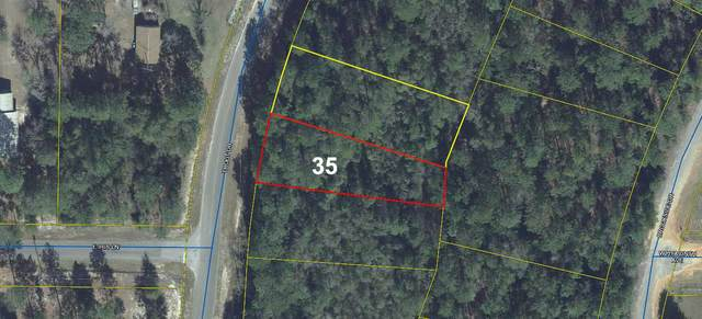 Lot 35 Trout Drive, Defuniak Springs, FL 32433 (MLS #875400) :: RE/MAX By The Sea