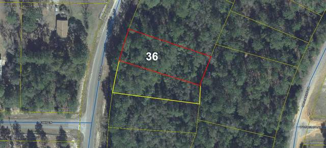 Lot 36 Trout Drive, Defuniak Springs, FL 32433 (MLS #875402) :: RE/MAX By The Sea
