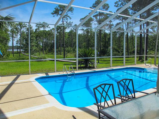 8022 Sleepy Bay Boulevard, Navarre, FL 32566 (MLS #875421) :: Linda Miller Real Estate