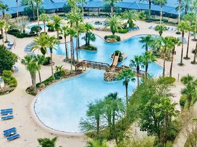 4203 Indian Bayou Trail Unit 1704, Destin, FL 32541 (MLS #875441) :: Berkshire Hathaway HomeServices Beach Properties of Florida