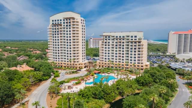5000 S Sandestin South Boulevard Unit 6409, Miramar Beach, FL 32550 (MLS #875571) :: Better Homes & Gardens Real Estate Emerald Coast