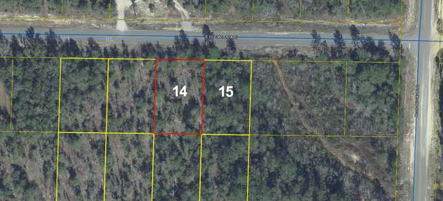 Lot 14&15 E Dogwood Avenue, Defuniak Springs, FL 32433 (MLS #875573) :: Scenic Sotheby's International Realty