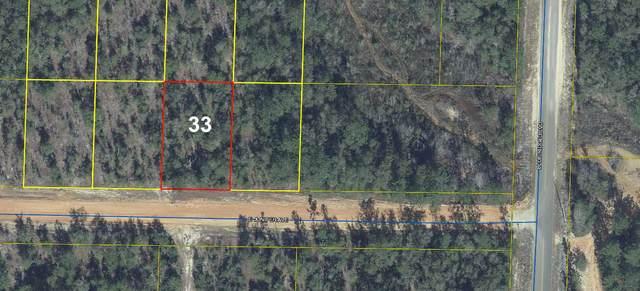 Lot 33 E Juniper Avenue, Defuniak Springs, FL 32433 (MLS #875581) :: Briar Patch Realty