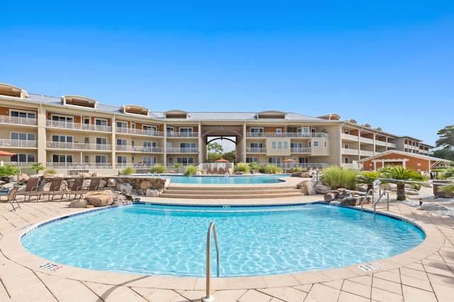 1653 W County Highway 30A Unit 1109, Santa Rosa Beach, FL 32459 (MLS #875613) :: Briar Patch Realty