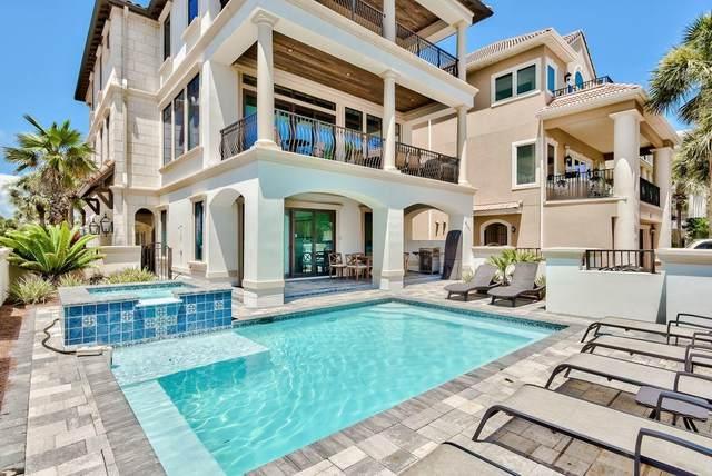 4741 Ocean Boulevard, Destin, FL 32541 (MLS #875733) :: Scenic Sotheby's International Realty