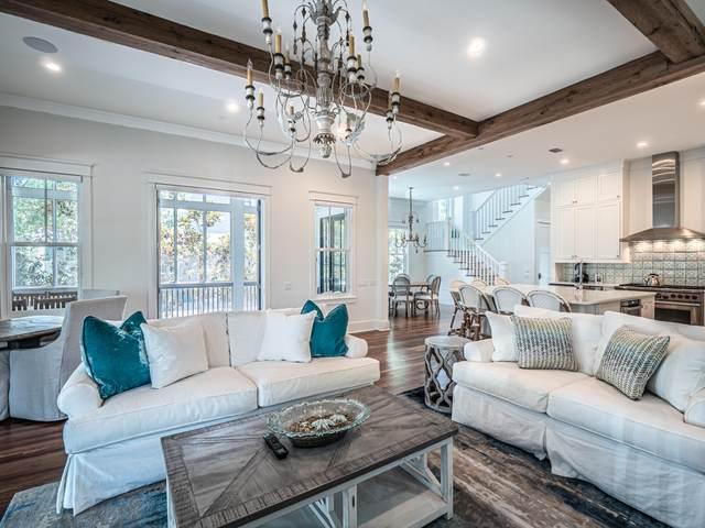 156 Cove Hollow Street, Santa Rosa Beach, FL 32459 (MLS #875739) :: Coastal Luxury