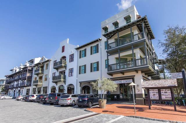 34 N Barrett Square Unit 3E, Inlet Beach, FL 32461 (MLS #875792) :: Rosemary Beach Realty