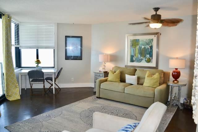 9850 S Thomas Drive Unit 1111W, Panama City, FL 32408 (MLS #875808) :: Counts Real Estate Group