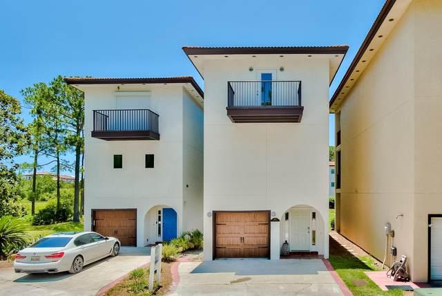 108 Mar A Lago Boulevard Unit 2, Santa Rosa Beach, FL 32459 (MLS #875901) :: John Martin Group