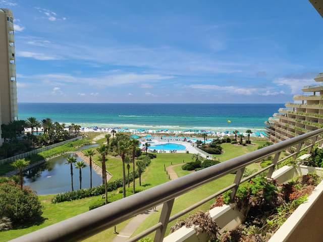 291 Scenic Gulf Drive #801, Miramar Beach, FL 32550 (MLS #875903) :: Scenic Sotheby's International Realty