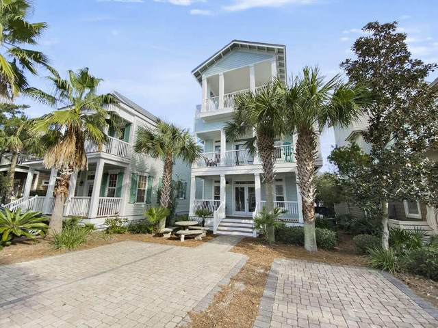 141 E Lifegaurd Loop, Inlet Beach, FL 32461 (MLS #875908) :: Rosemary Beach Realty