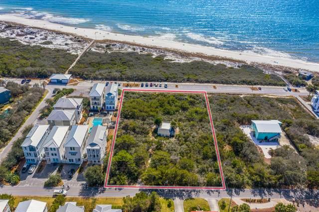 43 Pompano Street, Inlet Beach, FL 32461 (MLS #875923) :: Better Homes & Gardens Real Estate Emerald Coast