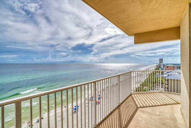 16819 Front Beach Road Unit 901, Panama City Beach, FL 32413 (MLS #875935) :: Berkshire Hathaway HomeServices Beach Properties of Florida