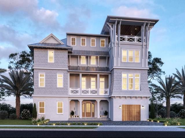52 Holly Street, Santa Rosa Beach, FL 32459 (MLS #875938) :: Berkshire Hathaway HomeServices Beach Properties of Florida