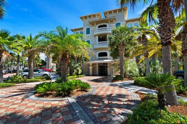 5 E Seacrest Beach Boulevard B-302, Inlet Beach, FL 32461 (MLS #875942) :: Better Homes & Gardens Real Estate Emerald Coast