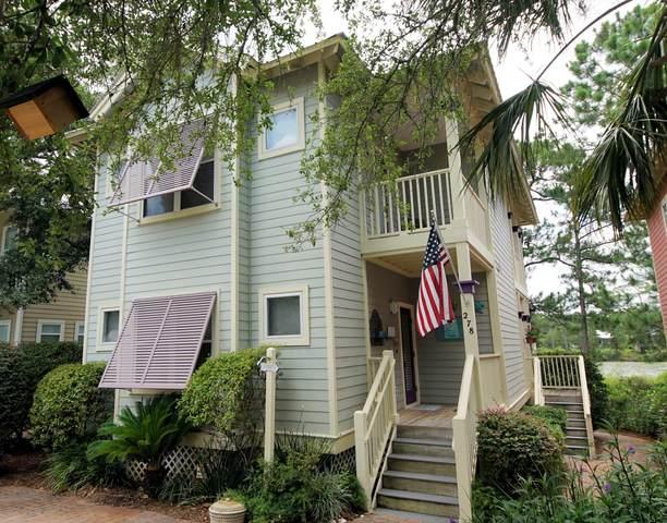 278 Hidden Lake Way, Santa Rosa Beach, FL 32459 (MLS #875947) :: Blue Swell Realty