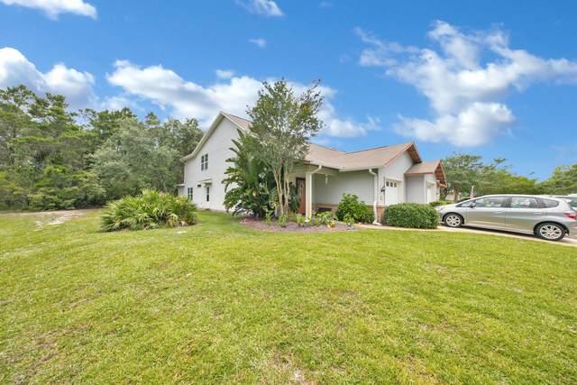 81 Via Largo Unit 67-B, Santa Rosa Beach, FL 32459 (MLS #876006) :: The Premier Property Group