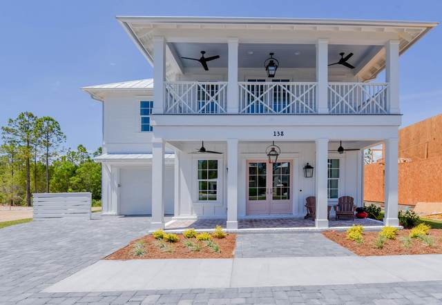 138 White Cottage Road, Santa Rosa Beach, FL 32459 (MLS #876235) :: Counts Real Estate on 30A