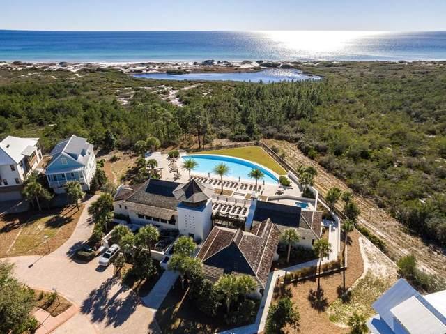 Lot 110 Cypress Walk, Santa Rosa Beach, FL 32459 (MLS #876295) :: Rosemary Beach Realty