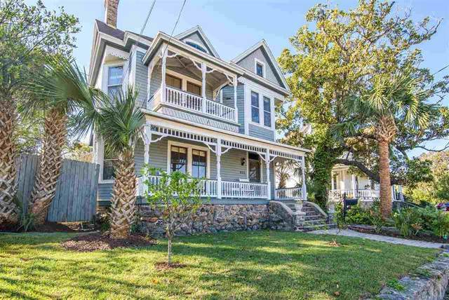 913 N Palafox Street, City Of Pensacola, FL 32501 (MLS #876404) :: Scenic Sotheby's International Realty