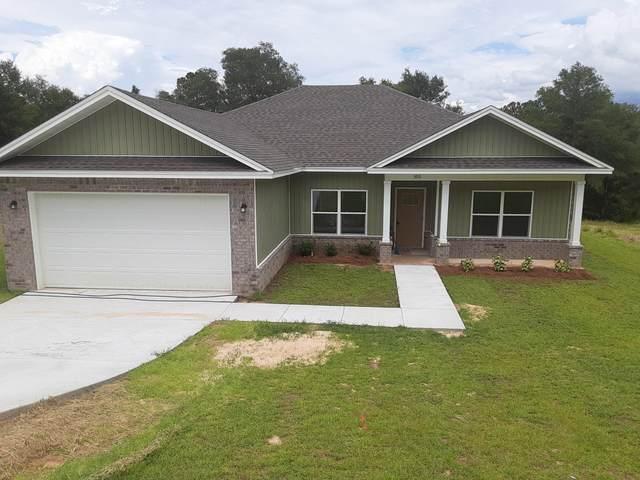 105 Brendas Way, Crestview, FL 32536 (MLS #876406) :: Blue Swell Realty
