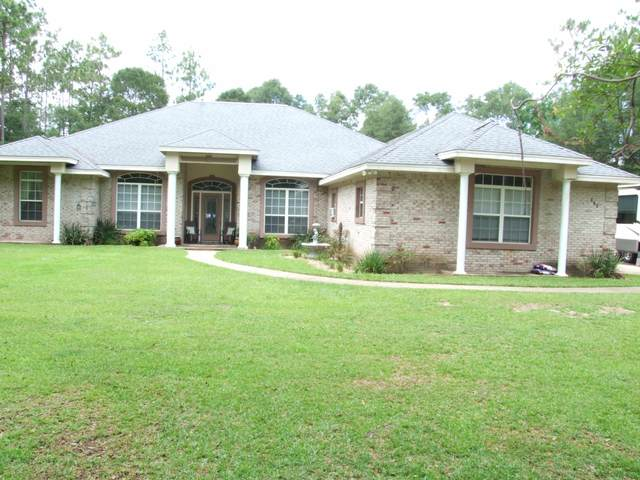 965 Wiggins Road, Holt, FL 32564 (MLS #876420) :: Scenic Sotheby's International Realty