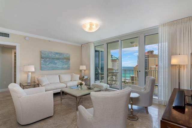 One Beach Club Drive Unit 1702, Miramar Beach, FL 32550 (MLS #876457) :: Blue Swell Realty