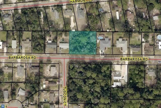 LOT 7 Barbarosa Road, Gulf Breeze, FL 32563 (MLS #876495) :: Counts Real Estate on 30A