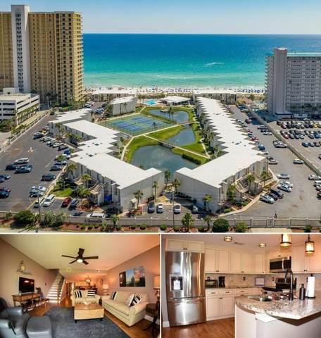 8727 Thomas Drive Unit A2, Panama City Beach, FL 32408 (MLS #876502) :: 30a Beach Homes For Sale