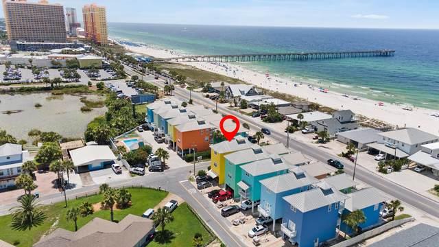 16328 Front Beach Road Road #10, Panama City Beach, FL 32413 (MLS #876546) :: The Ryan Group