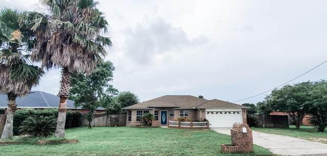 350 Peggy Drive, Crestview, FL 32536 (MLS #876552) :: Briar Patch Realty