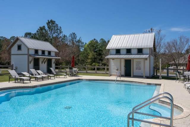 Lot 8-B Marsh North Landing, Freeport, FL 32439 (MLS #876594) :: Counts Real Estate Group