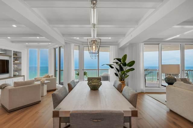 15400 Emerald Coast Parkway #702, Destin, FL 32541 (MLS #876657) :: Scenic Sotheby's International Realty