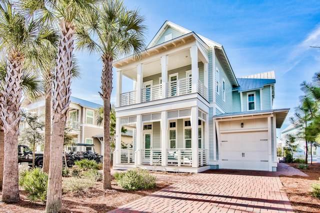 42 Clipper Street, Inlet Beach, FL 32461 (MLS #876666) :: Scenic Sotheby's International Realty