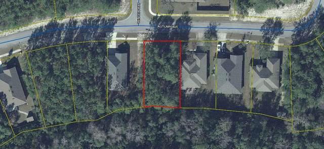 Lot 36 Autumn Avenue, Freeport, FL 32439 (MLS #876683) :: Coastal Luxury