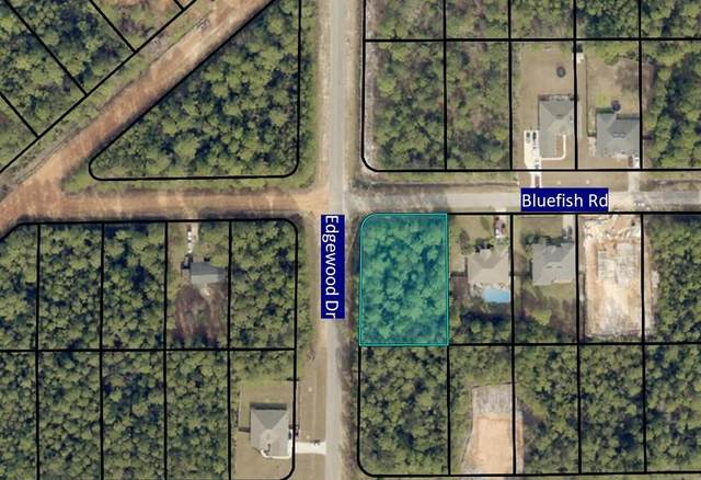 0000 Bluefish Road, Navarre, FL 32566 (MLS #876686) :: Berkshire Hathaway HomeServices PenFed Realty
