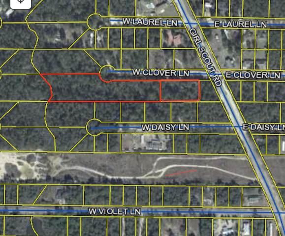 Lots 10-14 W Clover Lane, Defuniak Springs, FL 32433 (MLS #876695) :: The Ryan Group