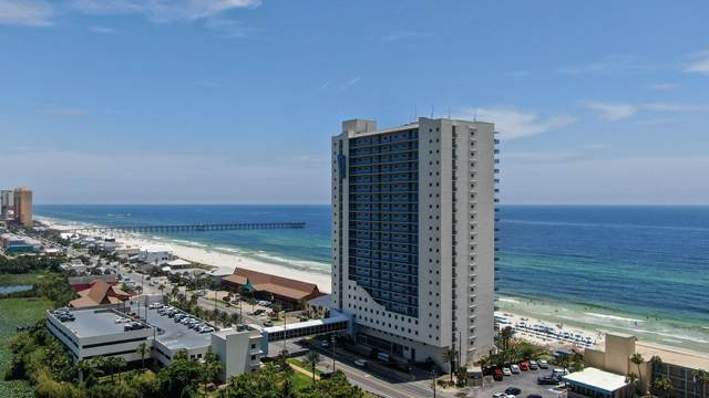 16701 Front Beach Road Unit 1502, Panama City Beach, FL 32413 (MLS #876784) :: Beachside Luxury Realty