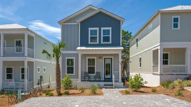 455 Dolphin Drive, Santa Rosa Beach, FL 32459 (MLS #876822) :: John Martin Group | Berkshire Hathaway HomeServices PenFed Realty