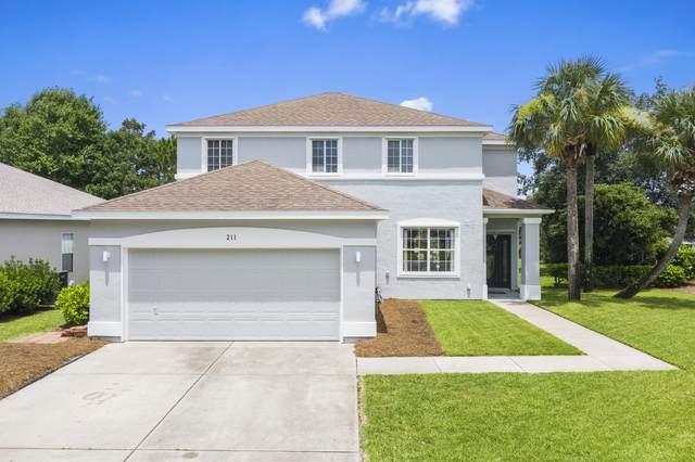 211 Oxford Avenue, Panama City Beach, FL 32413 (MLS #876840) :: Beachside Luxury Realty