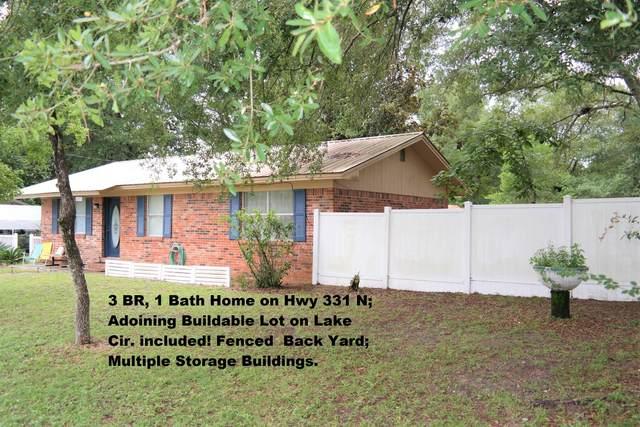 706 N Us Highway 331, Defuniak Springs, FL 32433 (MLS #876842) :: Vacasa Real Estate