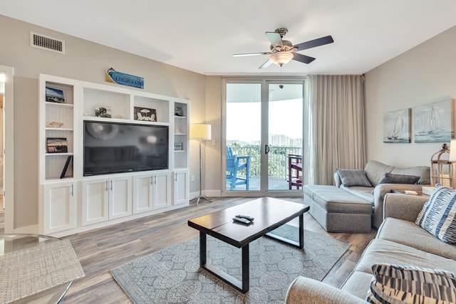 4207 Indian Bayou Trail #2504, Destin, FL 32541 (MLS #876894) :: Berkshire Hathaway HomeServices Beach Properties of Florida