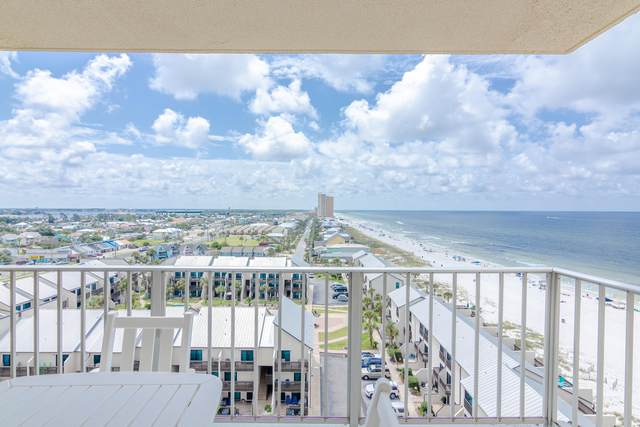 5801 Thomas Drive Unit 1124, Panama City Beach, FL 32408 (MLS #876925) :: Scenic Sotheby's International Realty