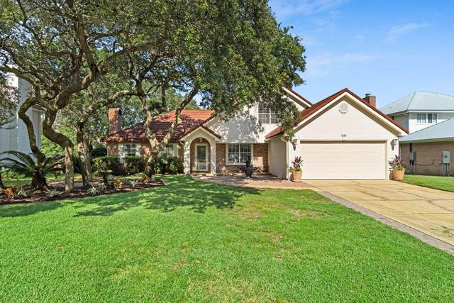 833 Boulevard Of The Champions, Shalimar, FL 32579 (MLS #876930) :: Scenic Sotheby's International Realty