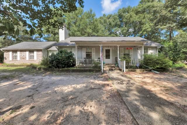 6004 Donald Guy Road, Crestview, FL 32539 (MLS #876956) :: Scenic Sotheby's International Realty