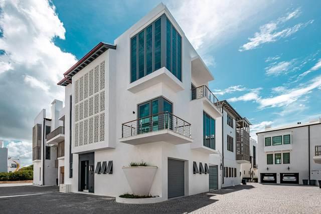 23 Sea Venture Alley Mm6, Inlet Beach, FL 32461 (MLS #876990) :: Berkshire Hathaway HomeServices Beach Properties of Florida