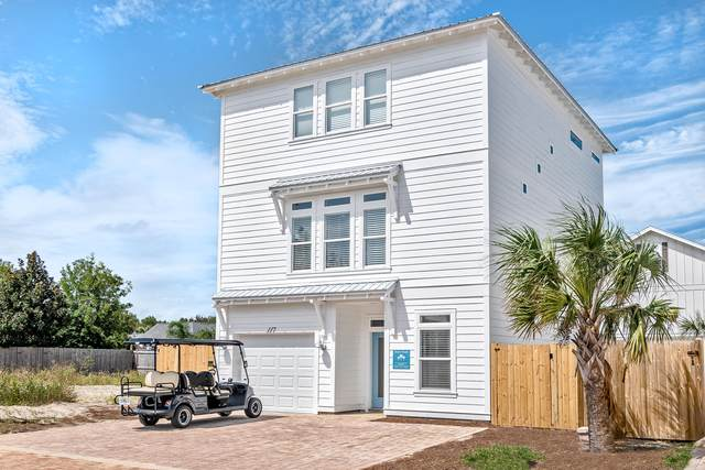 117 Surf Song Ln Lane, Miramar Beach, FL 32550 (MLS #877041) :: Briar Patch Realty