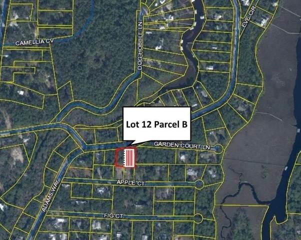 Lot 12 Eden Drive, Santa Rosa Beach, FL 32459 (MLS #877043) :: Corcoran Reverie